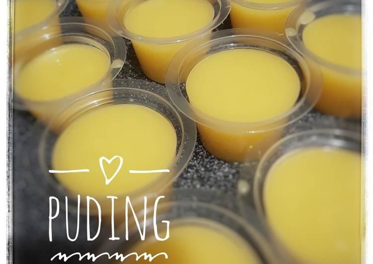 Pudding Jagung