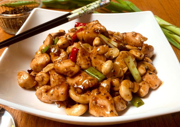 Ayam Kung Pao - autentikSzechuan