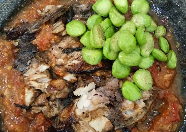 Sambal Ikan Tuna Asap