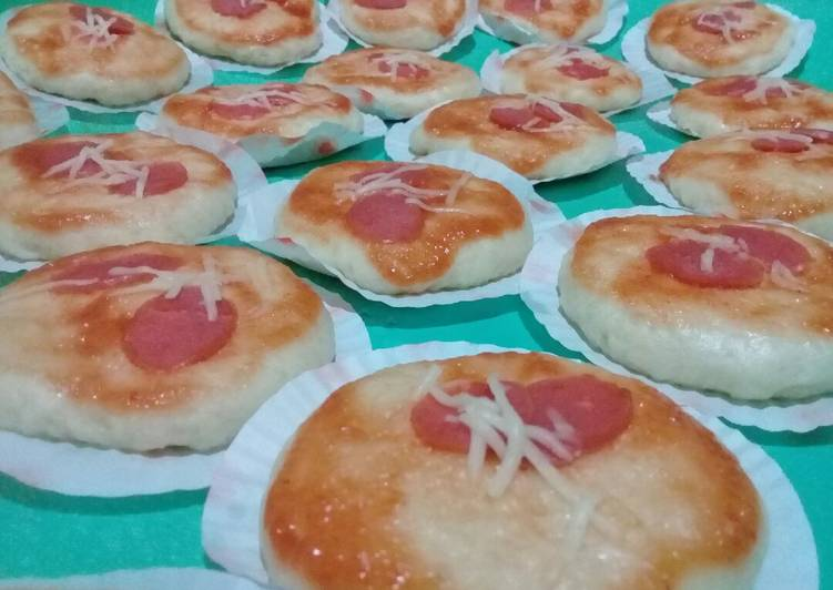 Resep Pau pizza Terenak