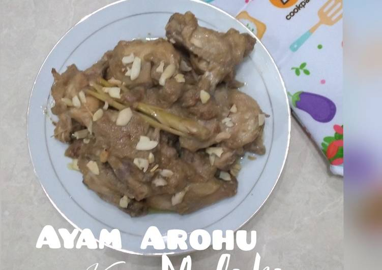 Ayam Arohu Khas Maluku