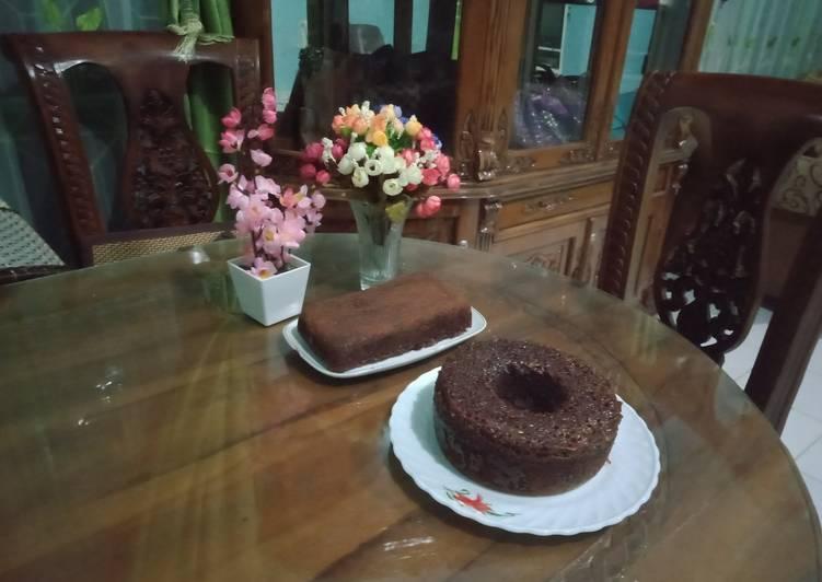 cara memasak BOLU SARANG SEMUT/BOLU KARAMEL - DAPUR MARISA - Sajian Dapur Bunda