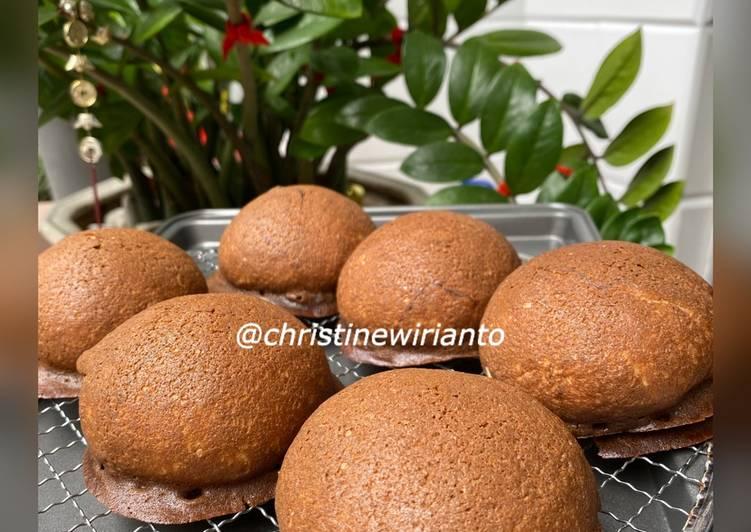 Resep Mexican Bun (Roti Boy)