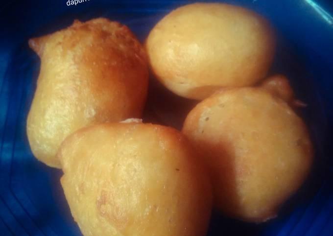 Resep Kue Bohong Radea