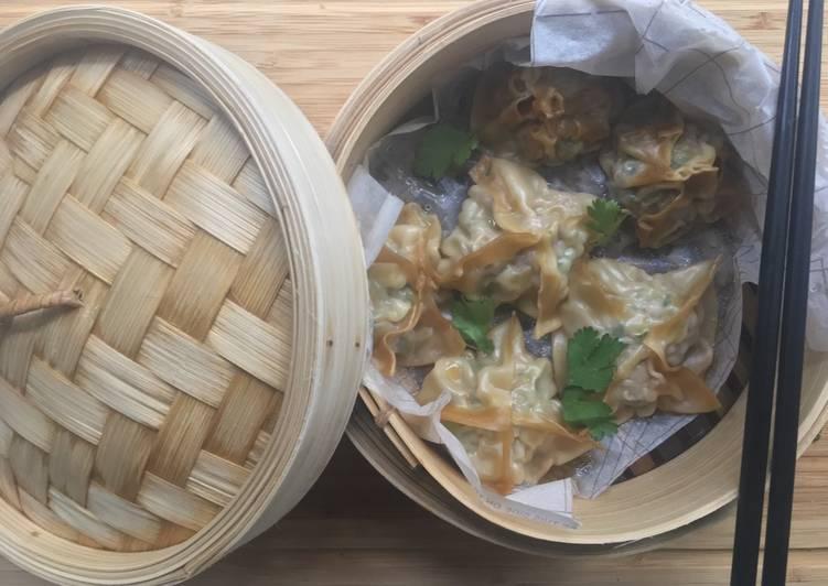 Pork dim sum/dumplings