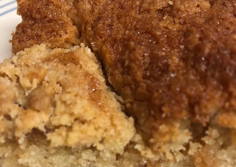 Buttermilk Crumb Cake