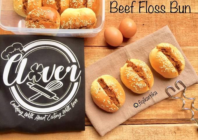 Beef Floss Bun (Roti Abon)