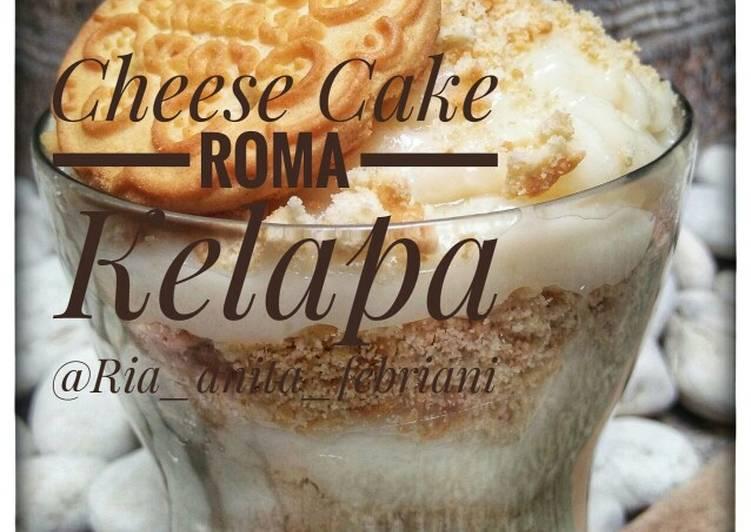 Cheese Cake Roma Kelapa
