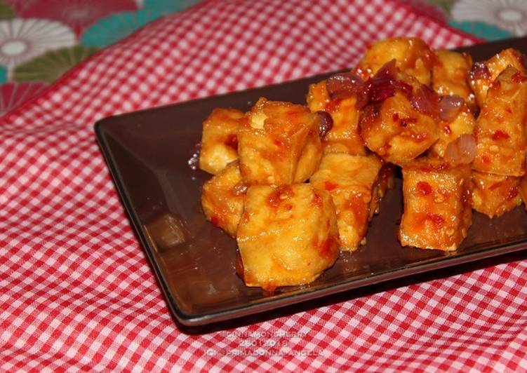 Information on How to Elevate Your Mood with Food Sweet and Sour and Spicy Tofu
