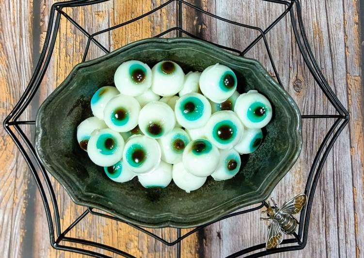 Recipe of Perfect ★Horrible Eyeball Jelly★
