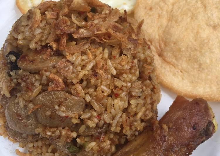 Resep Nasi Goreng Kampung Bikin Jadi Laper