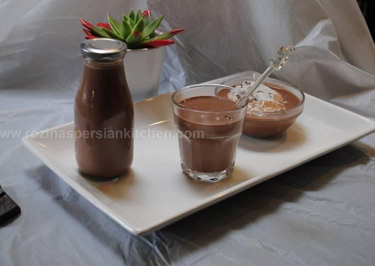 How to Make Homemade Tasty chocolate milk