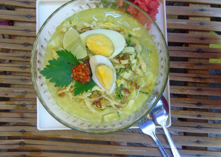 Soto Ayam Medan