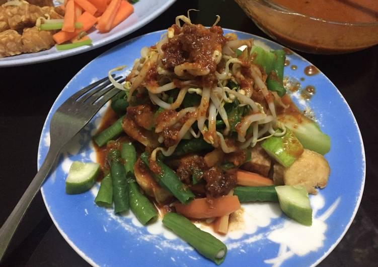 Resep Pecel Sayur Nabati Oleh Veryna Dharma W Cookpad