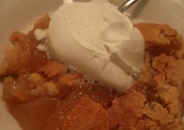 Step-by-Step Guide to Prepare Any-night-of-the-week Easy Apple Crisp