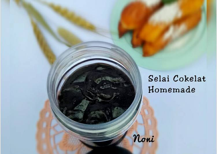 Selai Cokelat Homemade