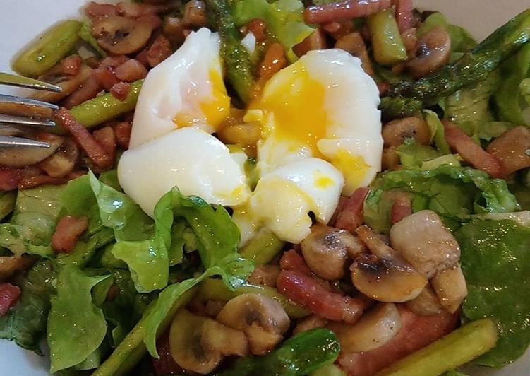 La Recette Pas à Pas Salade printanière
