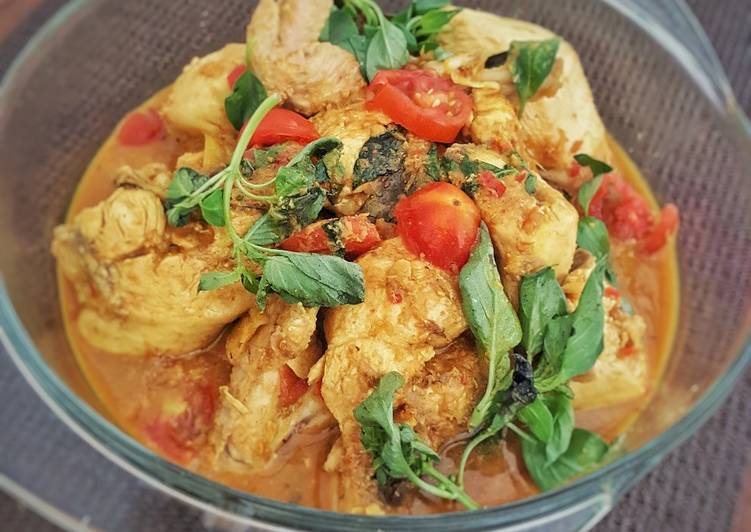 Ayam Woku