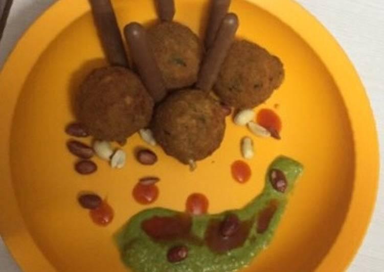 Achari bread rolls Choosing Fast Food That's Very good For You