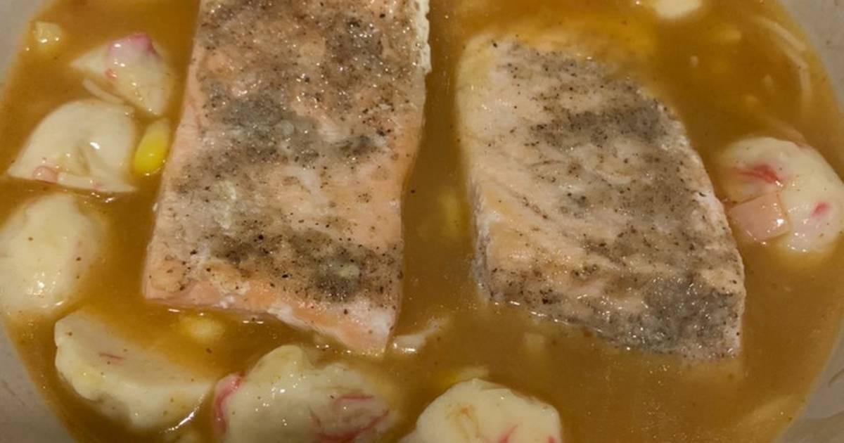 163 Resep Sup Salmon Pedas Enak Dan Sederhana Ala Rumahan Cookpad