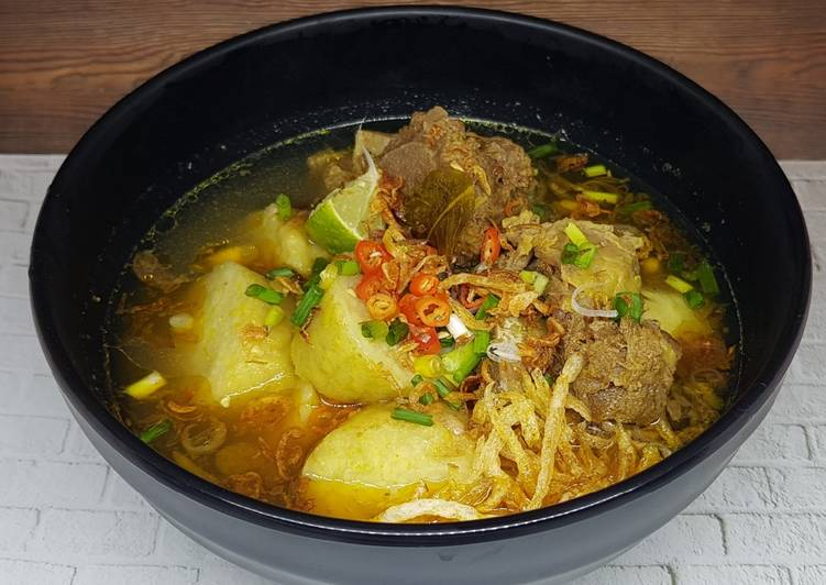 Soto madura authentic (easy)