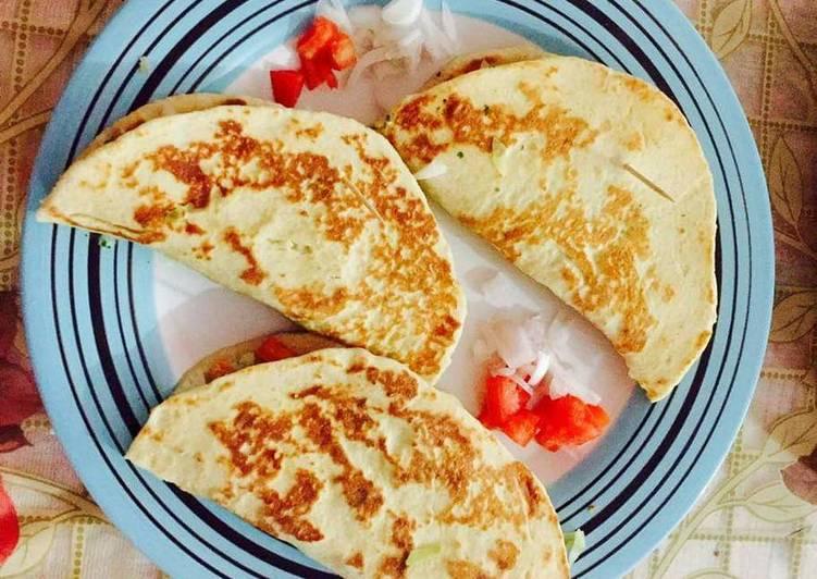 Recipe of Super Quick Homemade Chicken Naans