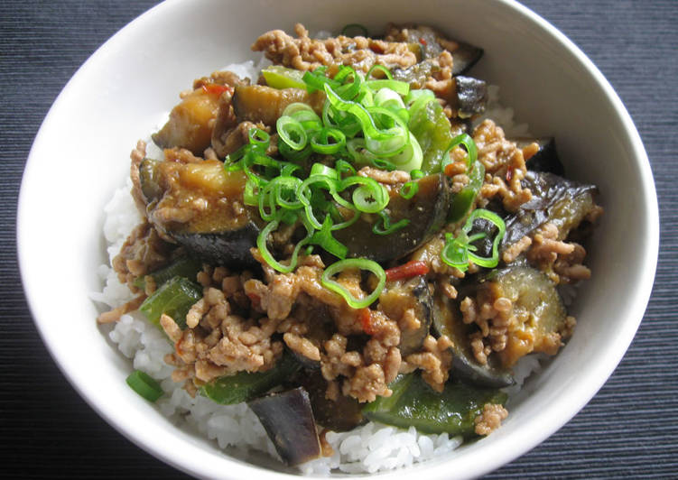 Use Food to Boost Your Mood Sweet Miso Eggplant Don