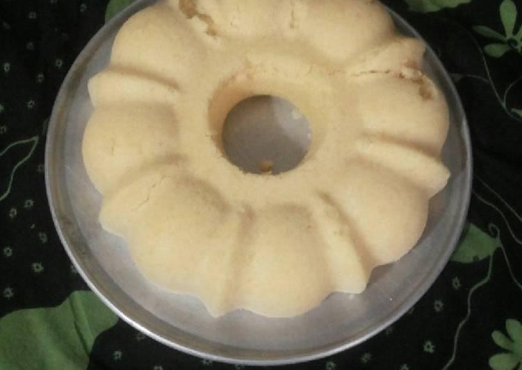 cara membuat Bolu keju kukus - Sajian Dapur Bunda