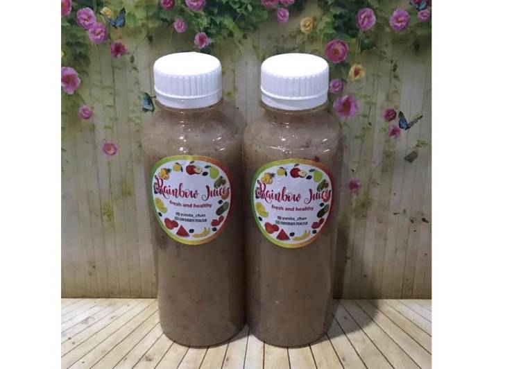 Resep Diet Juice Cucumber Mint Guava Grape Apple Longan Anti Gagal