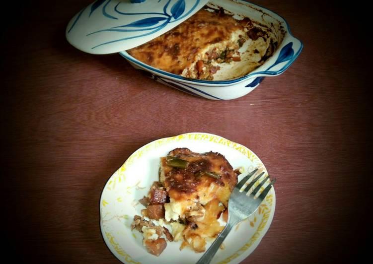 Easiest Way to Prepare Delicious Veg Shepherd's pie