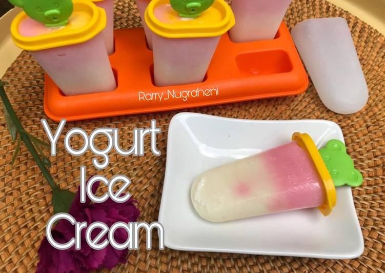 Langkah Mudah untuk Membuat Yogurt Ice Cream yang Sempurna