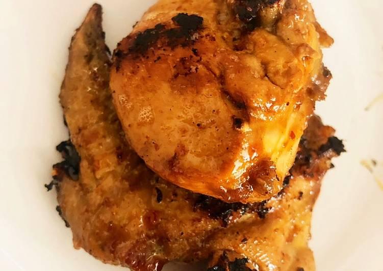 Resep Ayam Bakar Bumbu Rujak Praktis Yang Mudah Pasti Enak
