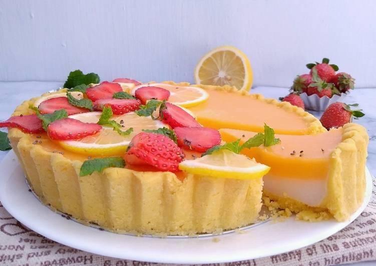 Orange Pie/Orange Pudding Ice Pie