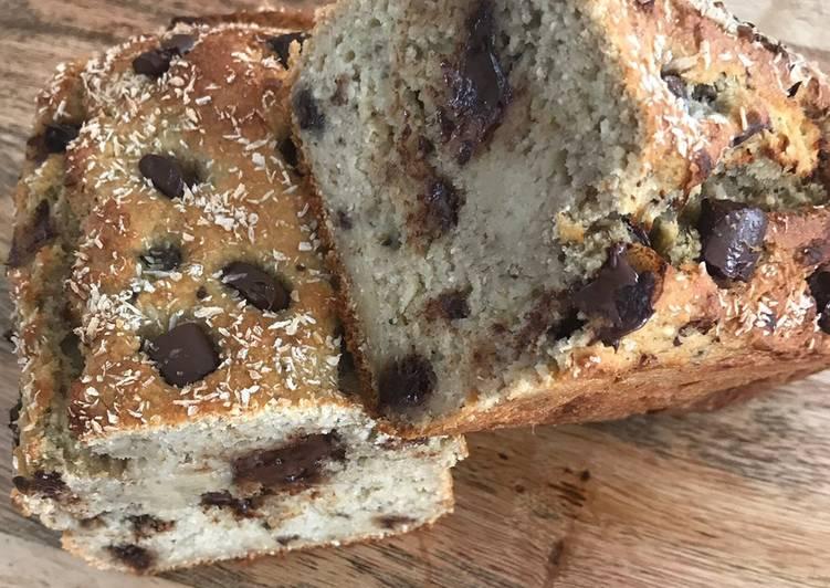 Bananacocochoco bread