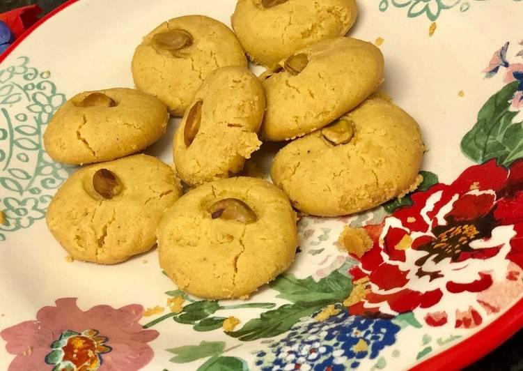 Besan Naan khatai Recipe