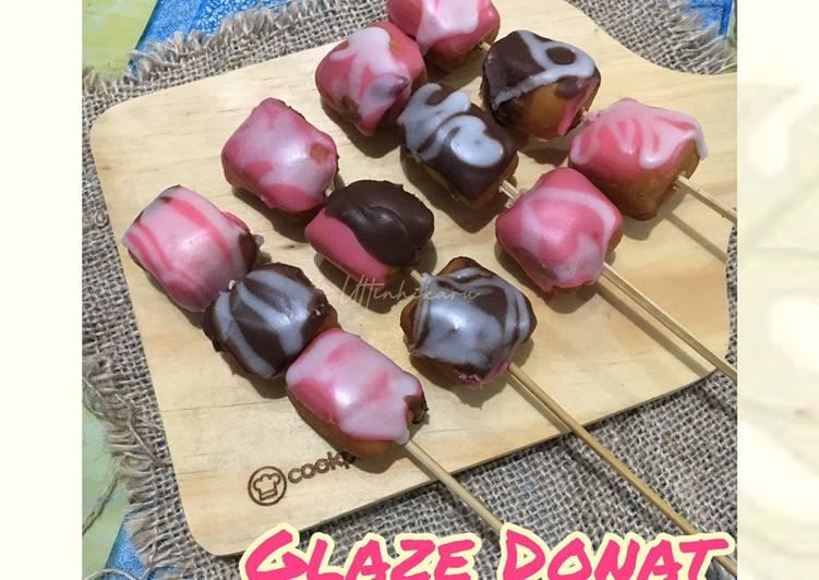 156. Glaze Donut