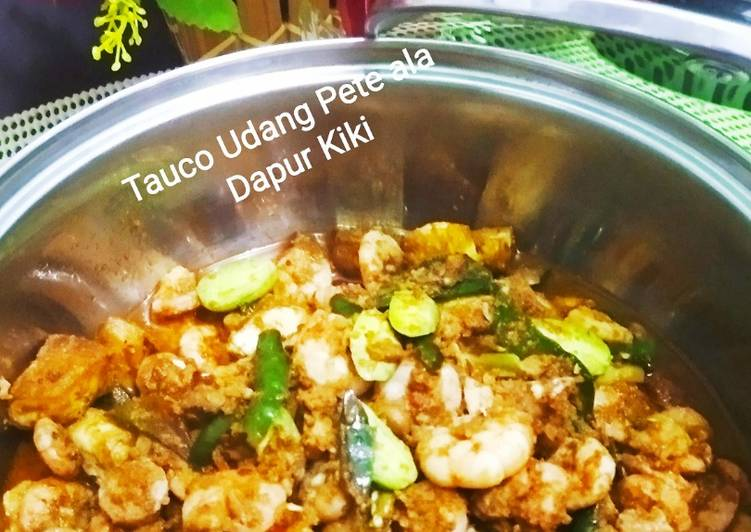 Tauco Udang Pete