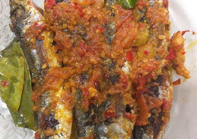 39.Ikan cue sambal balado
