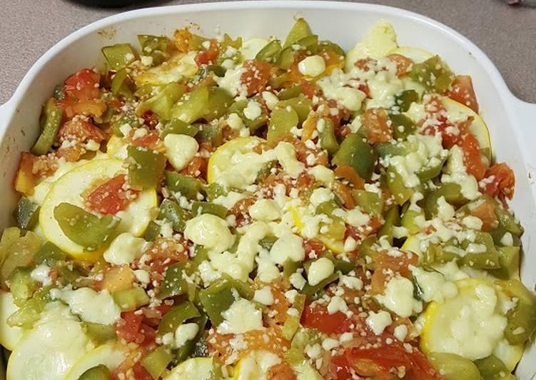 Recipe: Appetizing Squash Casserole