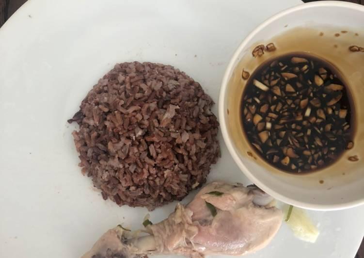 Nasi Merah Hainan