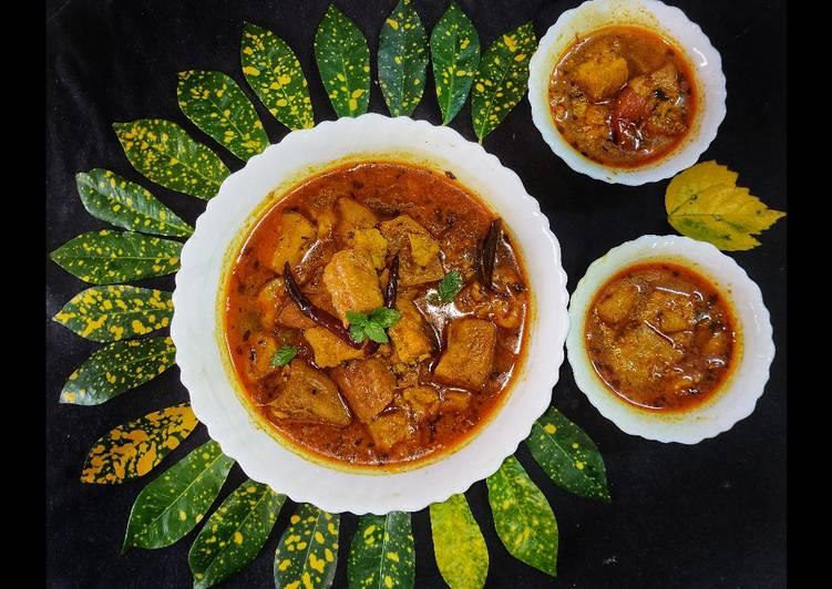 How to Make Homemade Beasan curry