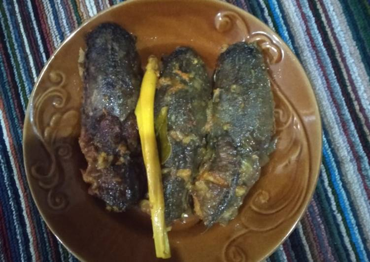 Lele masak pedas