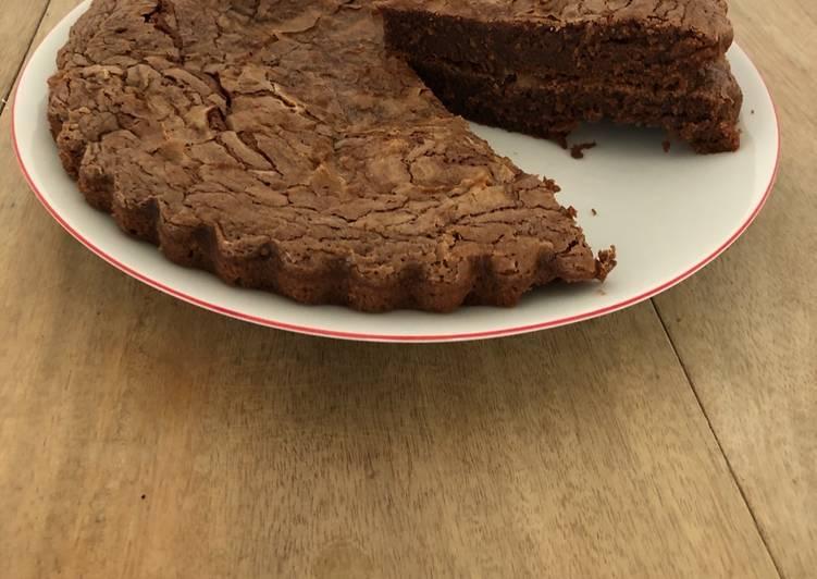 recette Fondant au chocolat délicieux