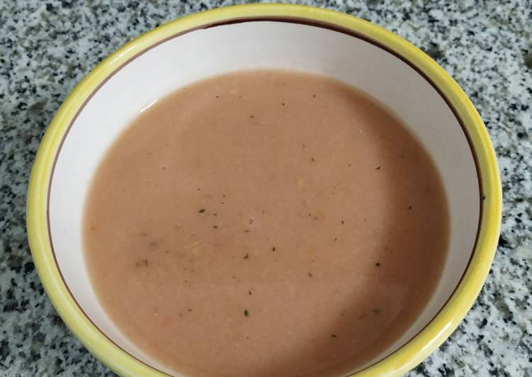 Gazpacho andaluz 🍅💃
