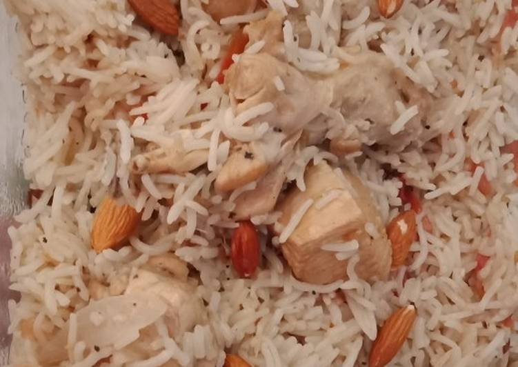 Discover How to Elevate Your Mood with Food Chicken pulao