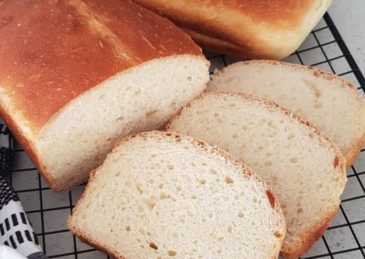 Recipe of Any-night-of-the-week Basic White Bread