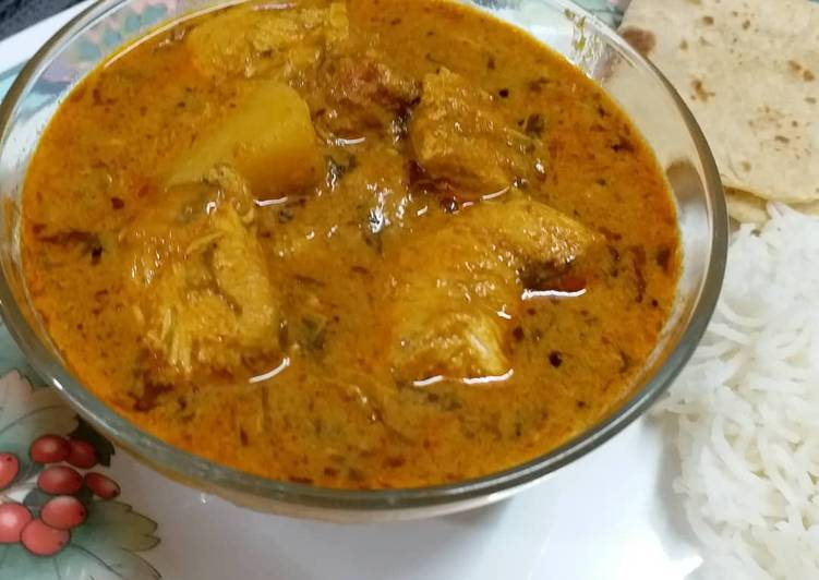 Chicken Curry Choosing Healthy and balanced Fast Food
