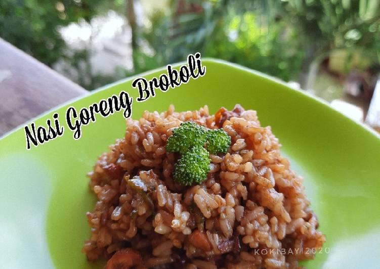 Nasi Goreng Brokoli Spesial