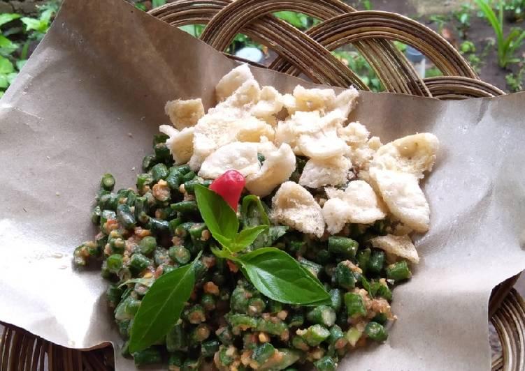 5 Cara Buat Karedok Kacang Panjang Yang Mudah Cookandrecipe Com