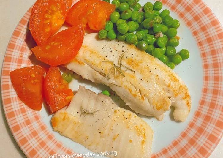 How to Make Perfect Pan fried Nile fillets